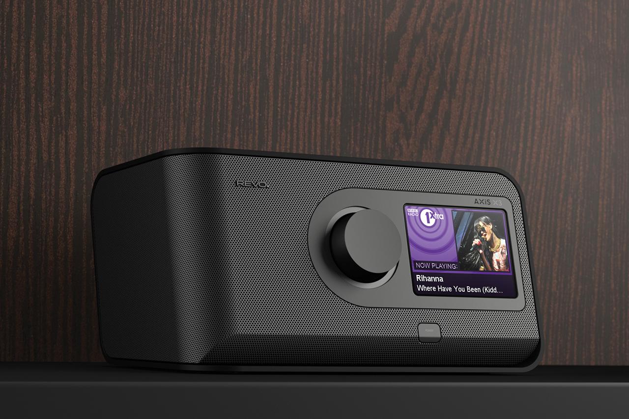 REVO Technologies AXiS X3 Digital Radio