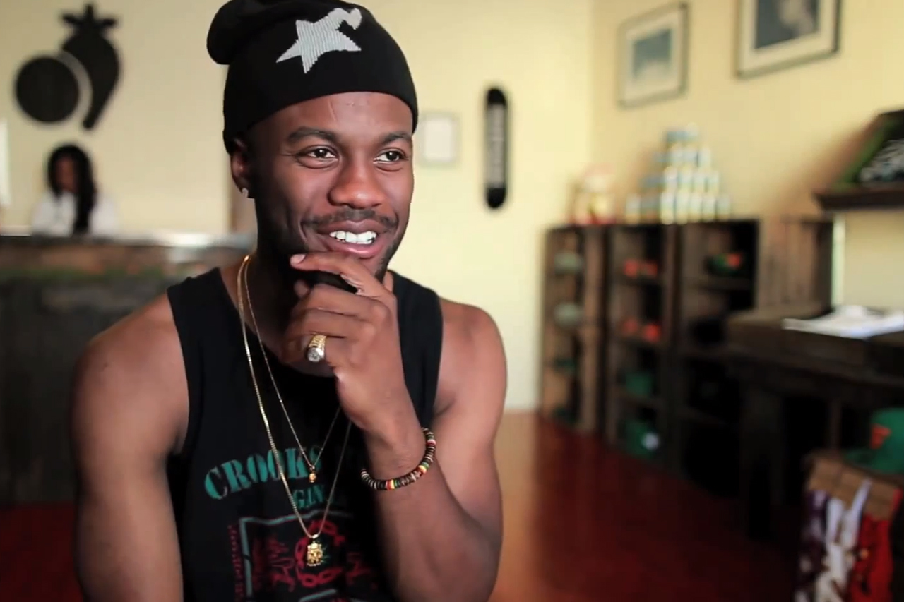 #Roadtrippp Charts the Growth of Casey Veggies and Peas & Carrots Int'l