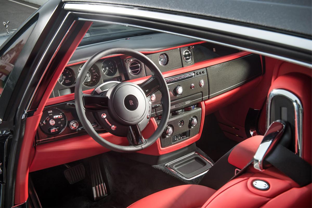 Rolls-Royce Chicane Phantom Coupe