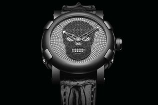 "Romain Jerome ""Dia de los Muertos"" Collection"