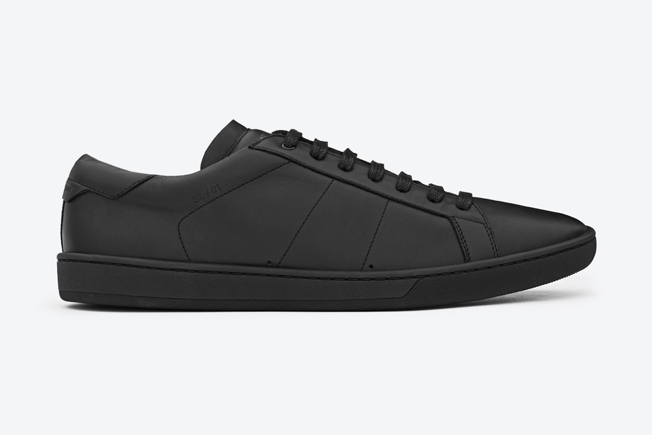 Saint Laurent 2013 Fall/Winter SL/01 Court Classic Sneakers