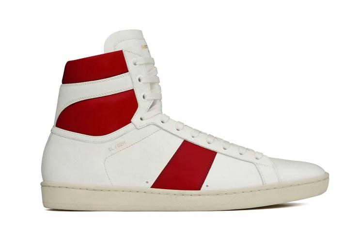 Saint Laurent 2013 Fall/Winter SL/02H Court Classic Sneakers