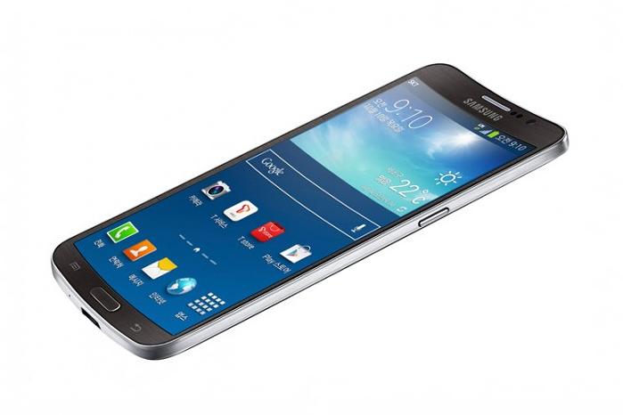 Samsung Announces Galaxy Round