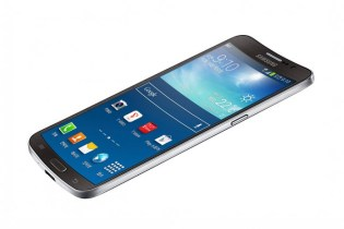 Samsung Announces Galaxy Round