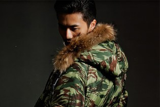 SENSE: A Bathing Ape 2013 Fall/Winter Editorial