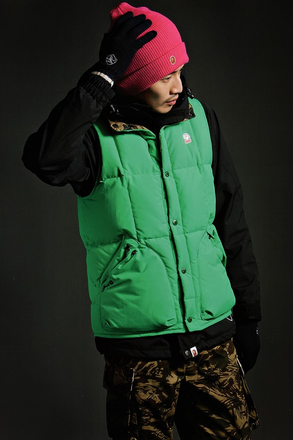 sense a bathing ape 2013 fallwinter editorial