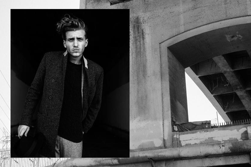 "Shades of Grey 2013 Fall/Winter ""Grey Scale"" Lookbook"