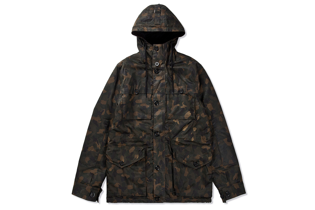 Shades of Grey 2013 Fall/Winter Outerwear Collection