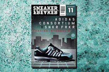 Sneaker Freaker x adidas Consortium Torsion Integral S Preview