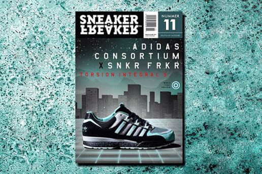 Sneaker Freaker x adidas Consortium Torsion Integral S Preview