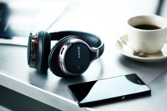 Sony MDR-10BT NFC Headphones