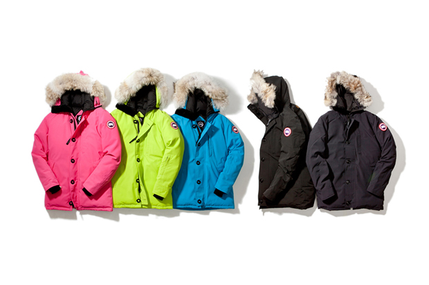"""SOPHNET. x Canada Goose 2013 Fall/Winter """"SOPH.TOKYO 14th Anniversary"""" Capsule Collection"""