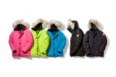 "SOPHNET. x Canada Goose 2013 Fall/Winter ""SOPH.TOKYO 14th Anniversary"" Capsule Collection"
