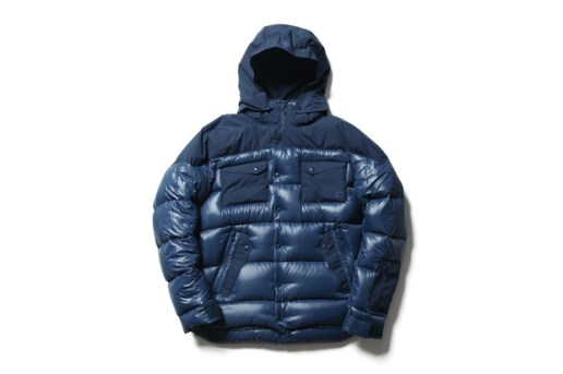 SOPHNET. FSF Hooded Down Blouson