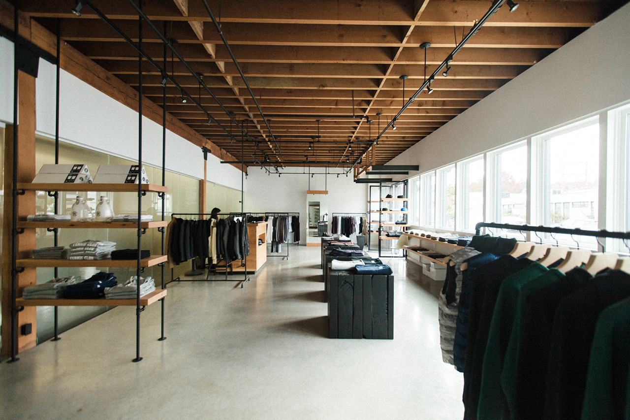 HYPEBEAST Spaces: wings + horns Vancouver Flagship Store