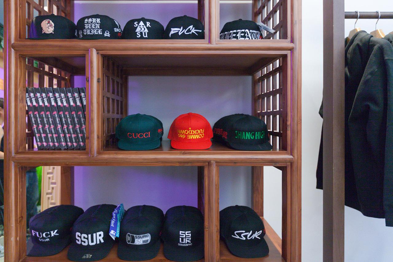 ssur and clot present gutter store shanghai