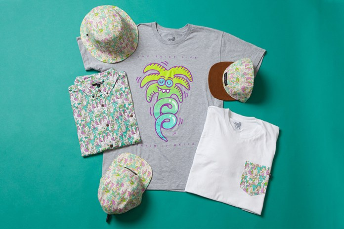 Steven Harrington x The Quiet Life Collection
