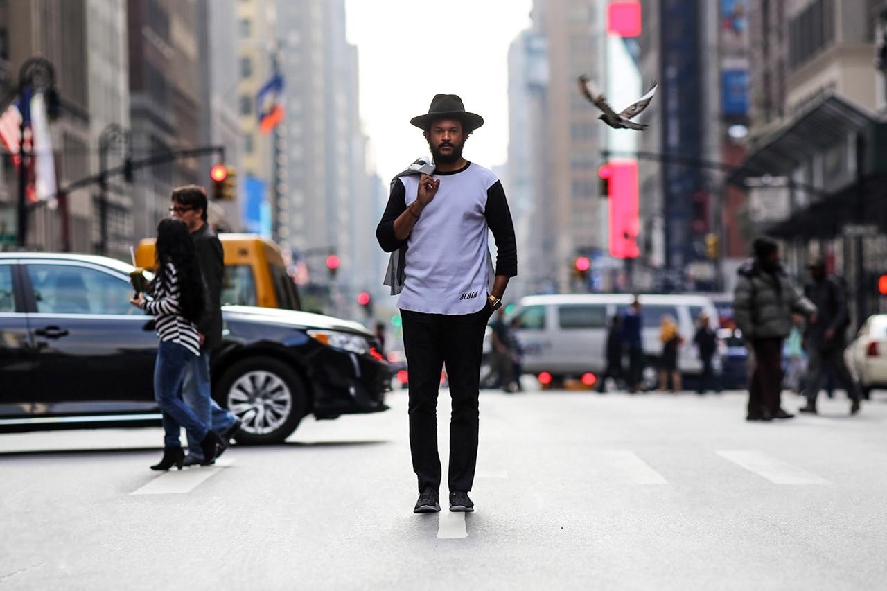 Streetsnaps: Christopher Bevans