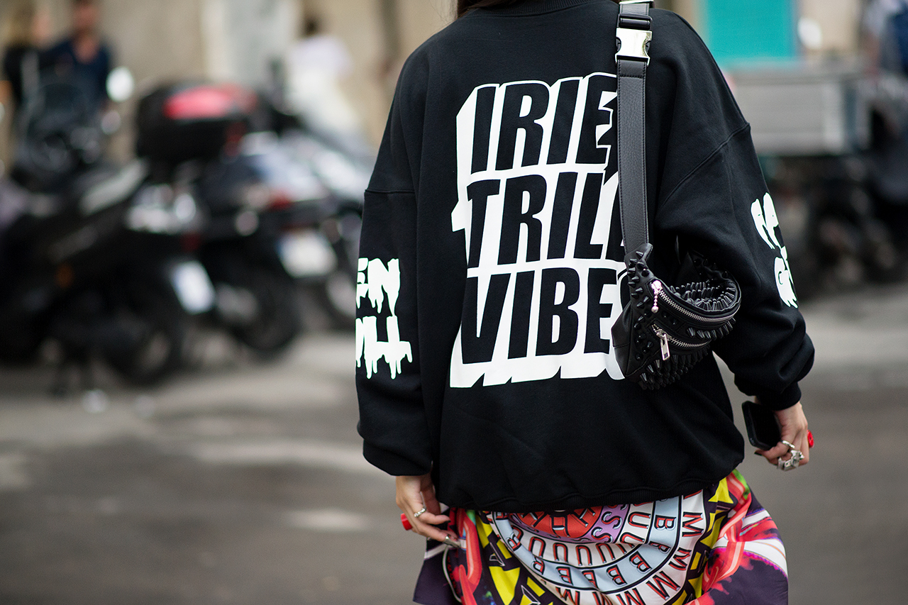 Streetsnaps: Paris Fashion Week October 2013