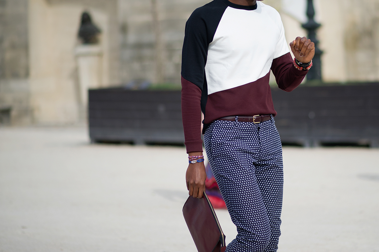 streetsnaps paris fashion week october 2013