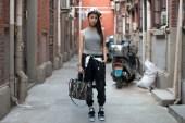 Streetsnaps: Rigel Davis