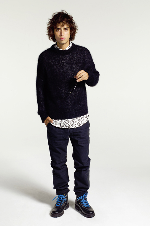 Stussy Japan 2013 Fall/Winter Collection