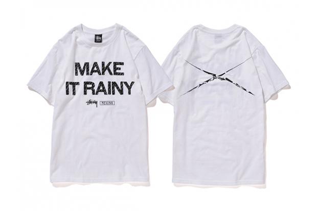 "Stussy x NEXUSVII 2013 Holiday ""Rainy Dayz"" Collection"
