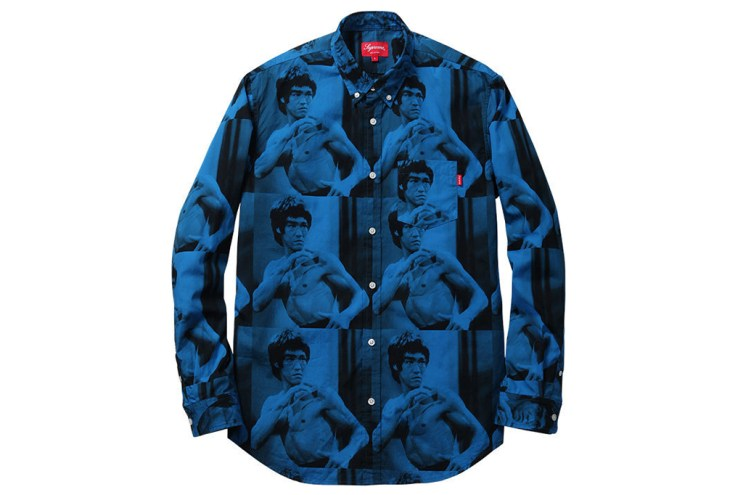 Supreme 2013 Fall/Winter Bruce Lee Collection