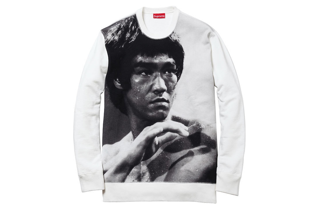 supreme 2013 fallwinter bruce lee collection