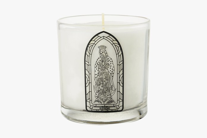 "Supreme x Kumba ""Virgin Mary"" Candle"