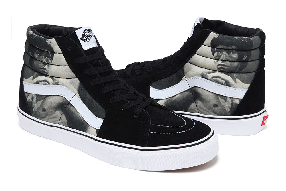 Supreme x Vans 2013 Fall/Winter Bruce Lee Collection