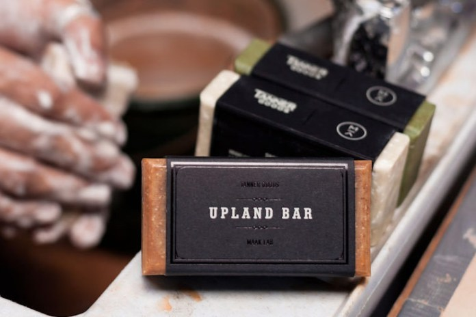 "Tanner Goods x Maak Lab ""Upland"" Bar"