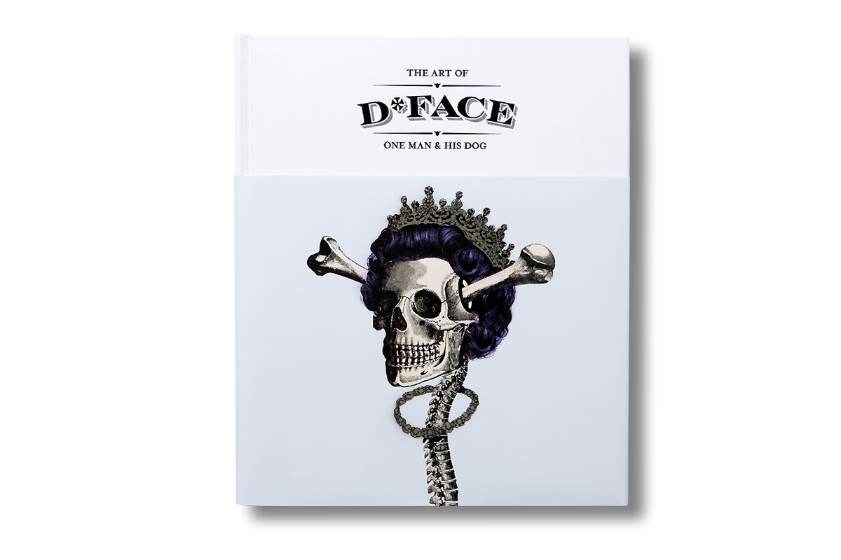 The Art of D*Face Monograph by Laurence King Publishing