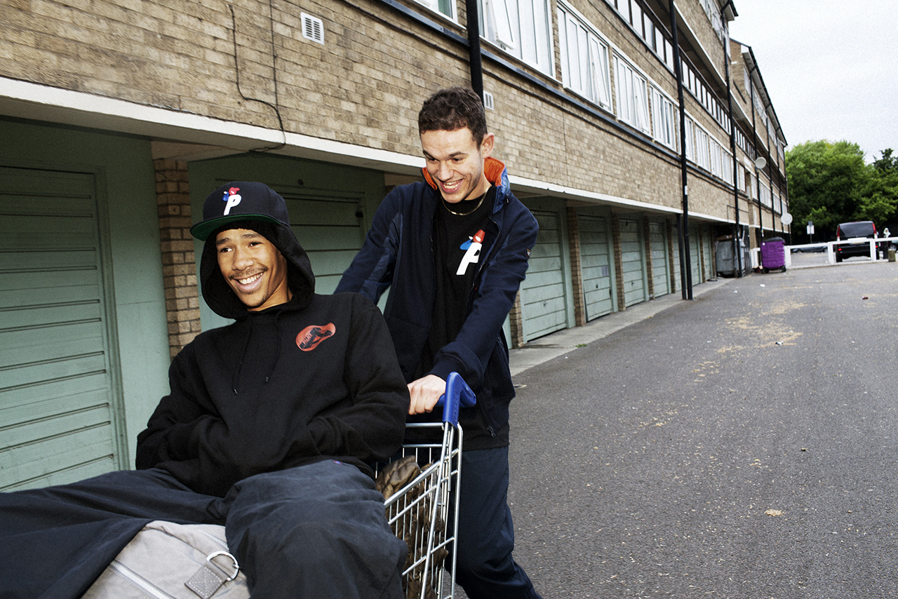 The Rig Out: Palace Skateboards 2013 Fall/Winter Editorial