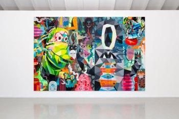 "Tim Biskup ""Charge"" @ Martha Otero Gallery"