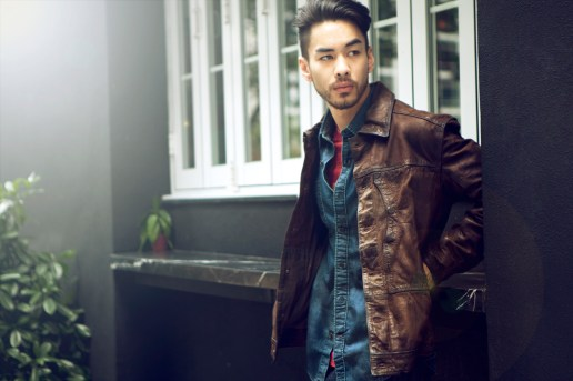 "Timberland 2013 Fall ""Star Street"" Lookbook"