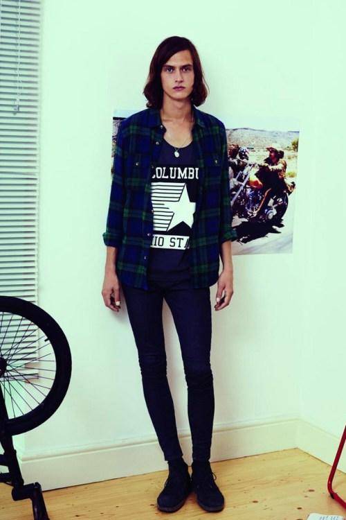 Topman 2013 Fall/Winter Denim Lookbook