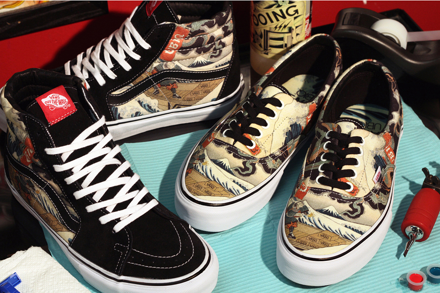 UBIQ x Vault by Vans 2013 Fall/Winter Collection