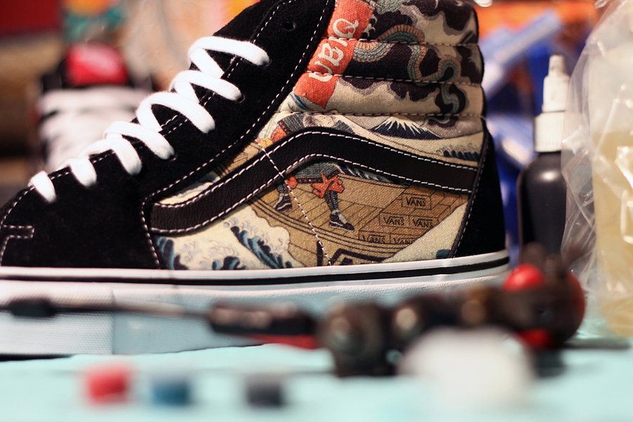 ubiq x vault by vans 2013 fallwinter collection