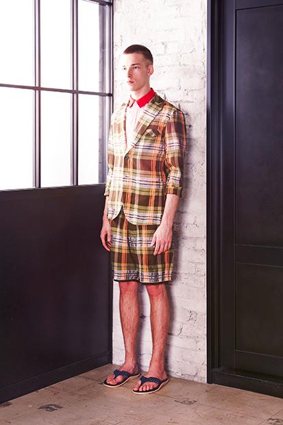 undecorated MAN 2014 Spring/Summer Lookbook