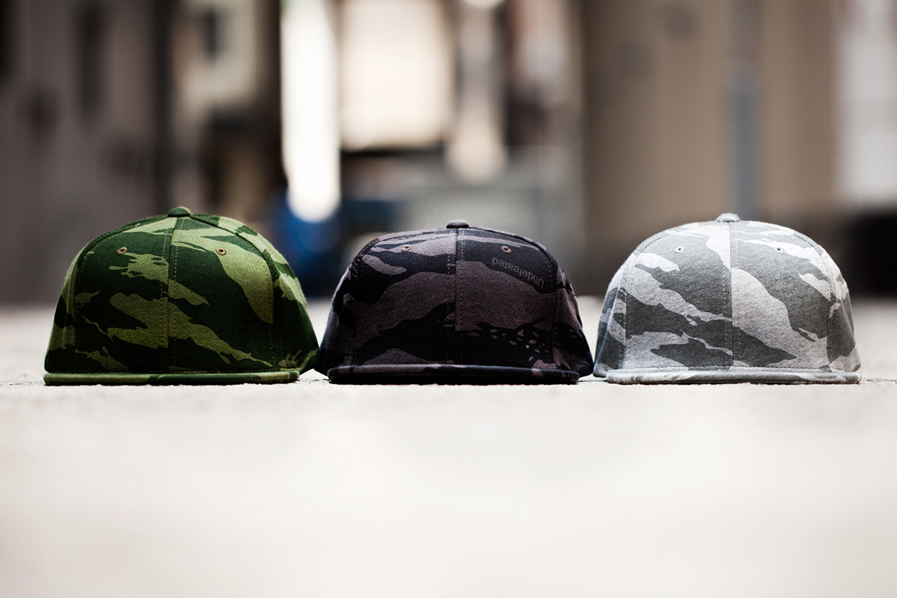 Undefeated 2013 Fall/Winter Headwear Collection