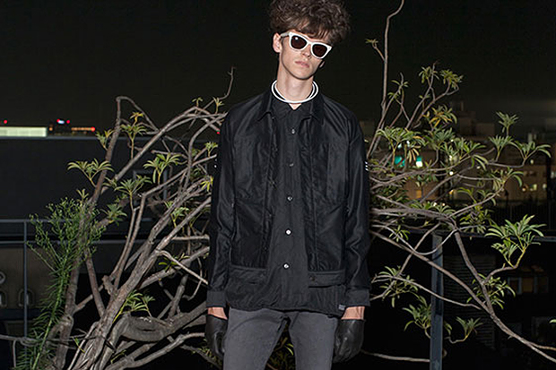 UNDERCOVER 2014 Spring/Summer Lookbook