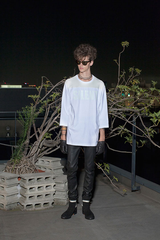 undercover 2014 springsummer lookbook