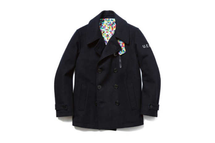 uniform experiment 2013 Fall/Winter Pea Coat