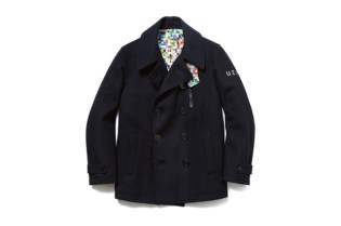 uniform experiment 2013 Fall/Winter Pea Coat