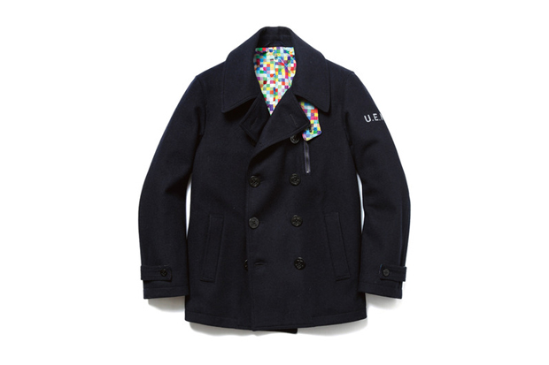 uniform experiment pea coat
