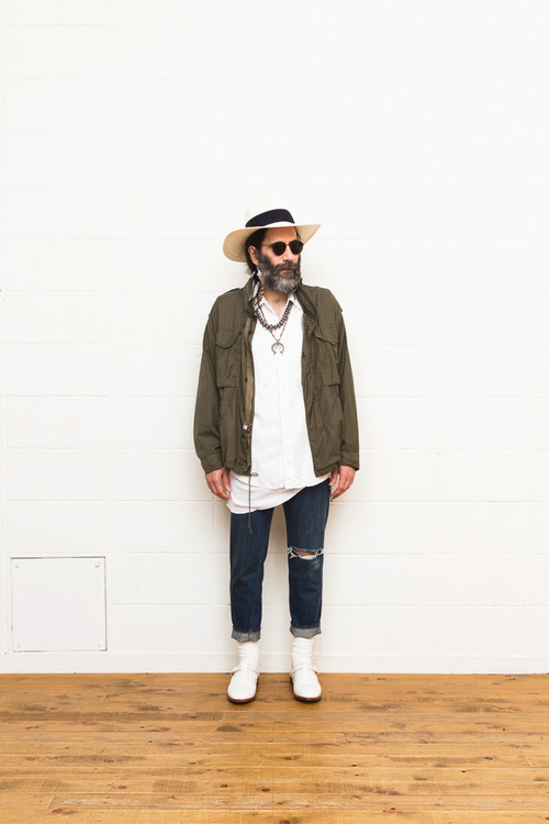 UNUSED 2014 Spring/Summer Collection