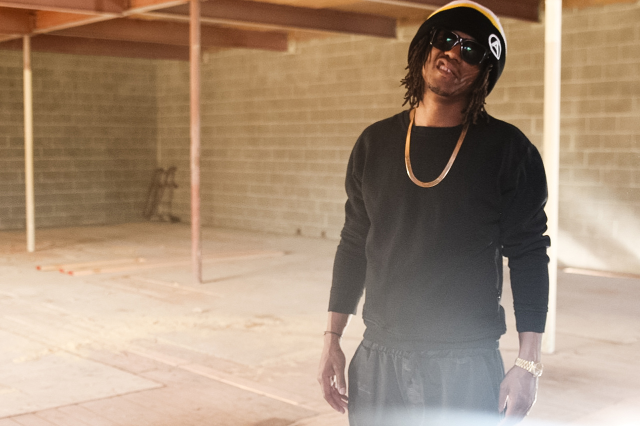 Lupe Fiasco Models the Latest from U.S. Alteration