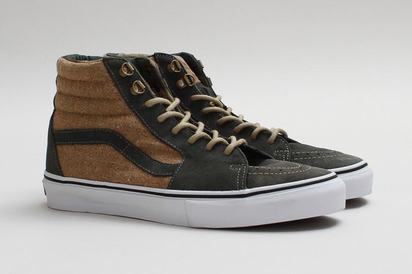 Vans 2013 Fall Sk8-Hi Pro Outdoor