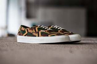 Vans California 2013 Holiday Cali Tribe Collection